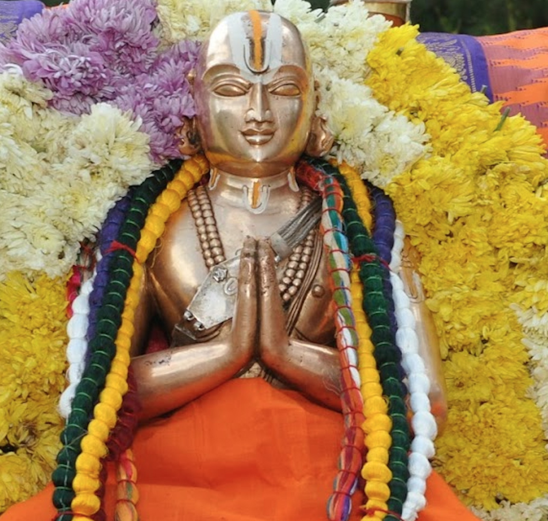 Happy Shri Ramanujacharya Jayanti Wallpapers for Free Download