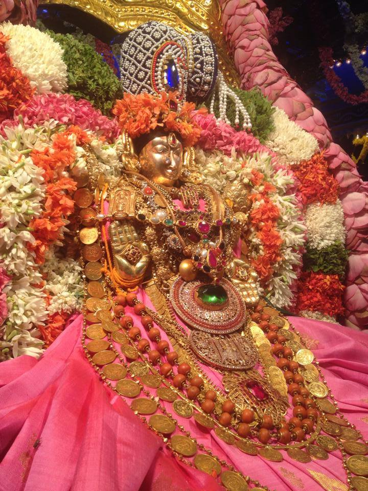 Thiruchanoor Theppotsavam1