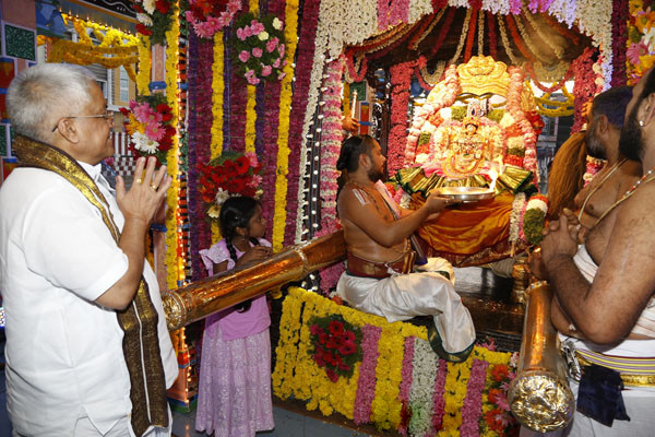 Thiruchanoor Theppotsavam3