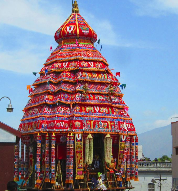 Sri Andal THiruther