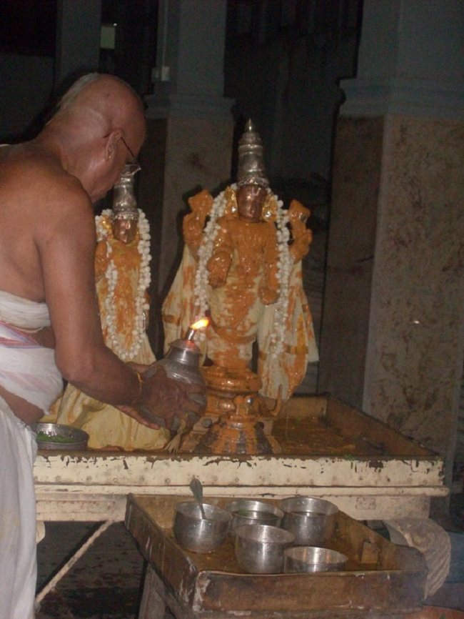 Madipakkam Sri Oppiliappan Pattabhisheka Ramar Temple Thiru Pavithrothsavam Commences10