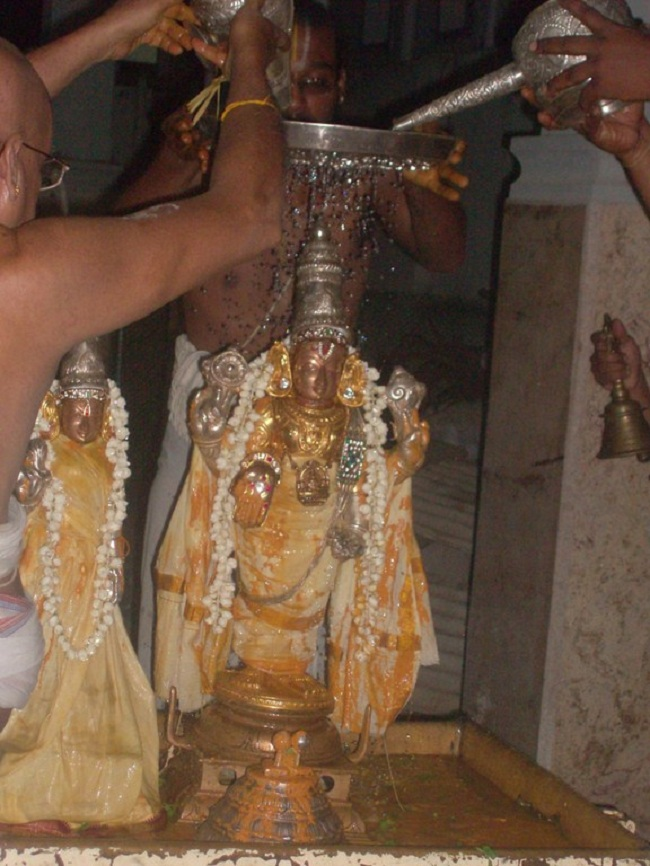Madipakkam Sri Oppiliappan Pattabhisheka Ramar Temple Thiru Pavithrothsavam Commences13