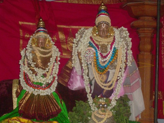 Madipakkam Sri Oppiliappan Pattabhisheka Ramar Temple Thiru Pavithrothsavam Commences14