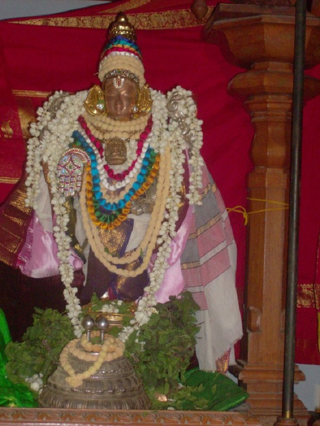 Madipakkam Sri Oppiliappan Pattabhisheka Ramar Temple Thiru Pavithrothsavam Commences15