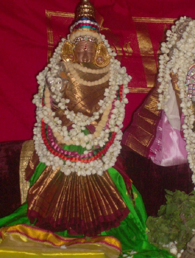 Madipakkam Sri Oppiliappan Pattabhisheka Ramar Temple Thiru Pavithrothsavam Commences4