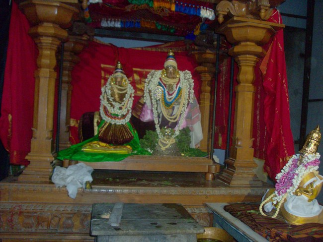 Madipakkam Sri Oppiliappan Pattabhisheka Ramar Temple Thiru Pavithrothsavam Commences8