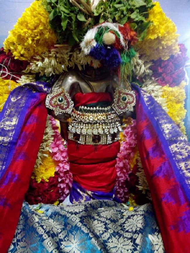 Egmore Sri Srinivasa Perumal Temple ThiruPavithrothsavam4