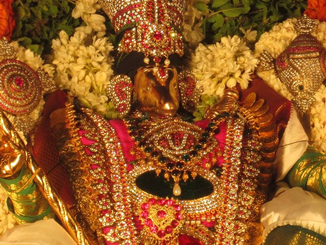 Pondicherry Hayagreevar Sannadhi Day 4 Garuda Sevai 2014 02