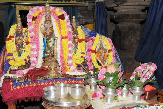 Swathi Sudharshana Homam at Lower ahobilam 2014 04