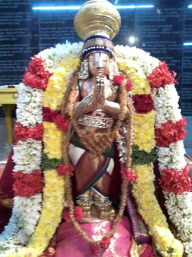 THiruvekka Poigai Azhwar Avatara utsavam day 10  evening Purappadu 07