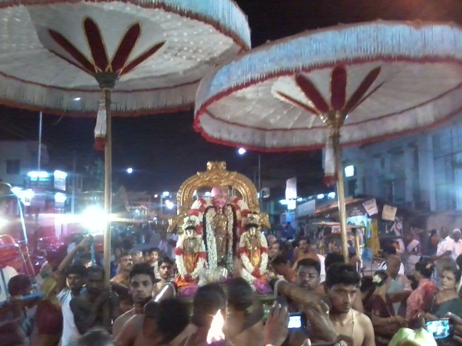 THiruvekka Poigai Azhwar Avatara utsavam day 10  evening Purappadu 11