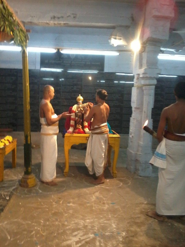 THiruvekka Poigai Azhwar Avatara utsavam day 10  evening Purappadu 13