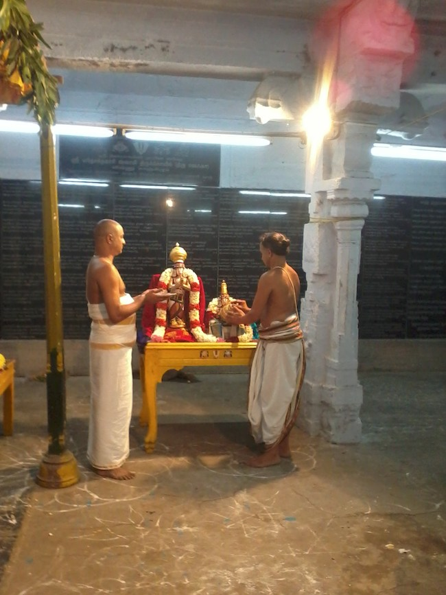 THiruvekka Poigai Azhwar Avatara utsavam day 10  evening Purappadu 14