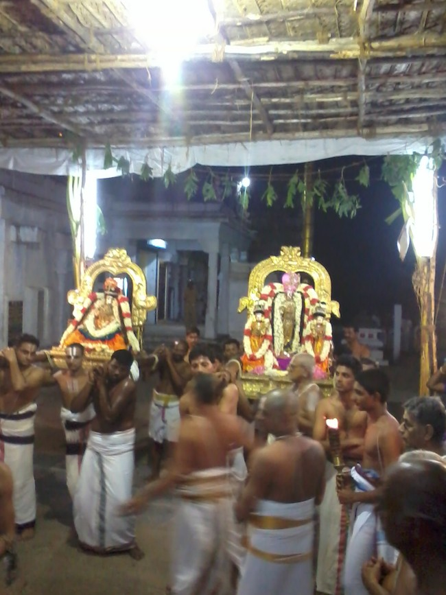THiruvekka Poigai Azhwar Avatara utsavam day 10  evening Purappadu 15