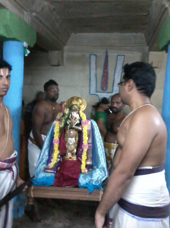 THiruvekka Poigai Azhwar Avatara utsavam day 10  morning thanga pallaku 04