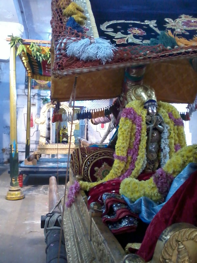 THiruvekka Poigai Azhwar Avatara utsavam day 10  morning thanga pallaku 10