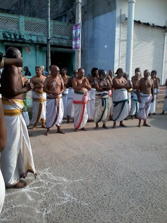 THiruvekka Poigai Azhwar Avatara utsavam day 10  morning thanga pallaku 12