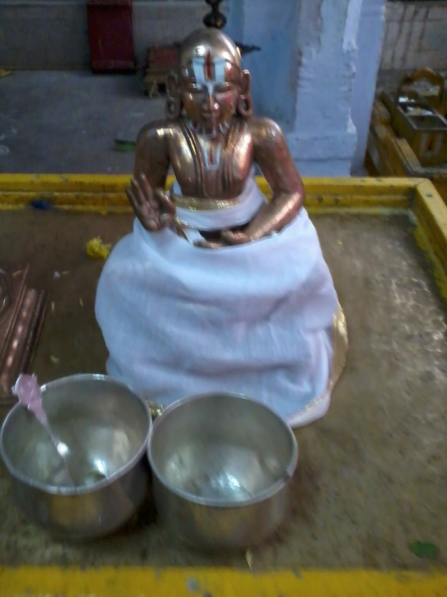 THiruvekka Poigai Azhwar Avatara utsavam day 10  morning thirumanjanam 04