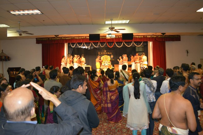 Sri Krishna Utsavam by Sri Ramanuja Mission Atlanta  -2014-02