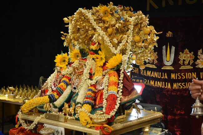 Sri Krishna Utsavam by Sri Ramanuja Mission Atlanta  -2014-07