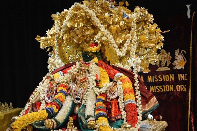 Sri Krishna Utsavam by Sri Ramanuja Mission Atlanta  -2014-15