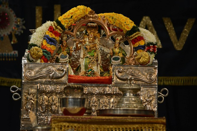 Sri Krishna Utsavam by Sri Ramanuja Mission Atlanta  -2014-16