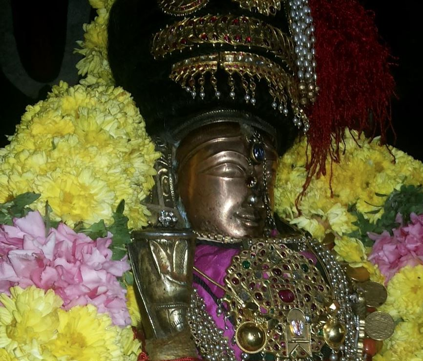 THiruvallur Sri Andal