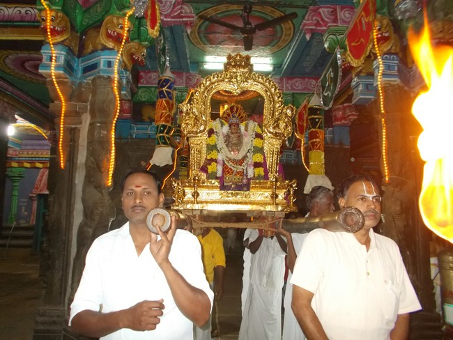Therazhundur Sri Amaruviappan Pagal Pathu Utsavam Day 4 to 6 2014-01