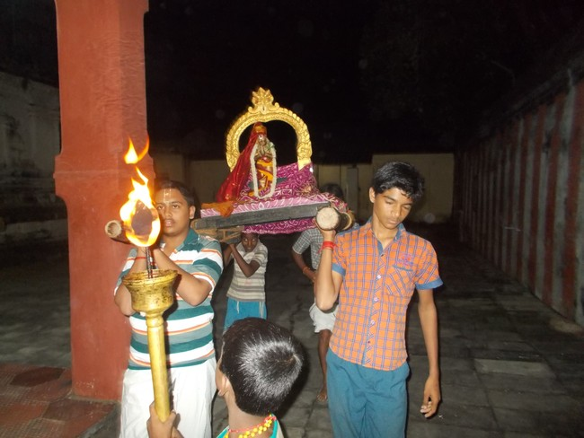 Therazhundur Sri Amaruviappan Pagal Pathu Utsavam Day 4 to 6 2014-03