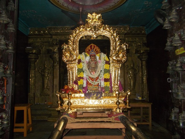 Therazhundur Sri Amaruviappan Pagal Pathu Utsavam Day 4 to 6 2014-05
