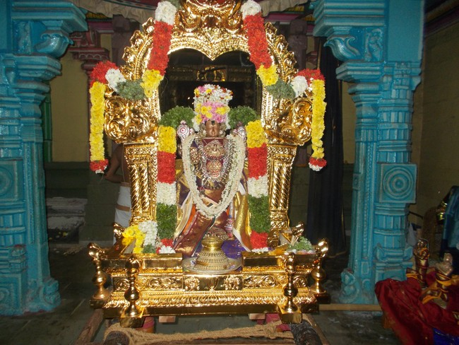 Therazhundur Sri Amaruviappan Pagal Pathu Utsavam Day 4 to 6 2014-08