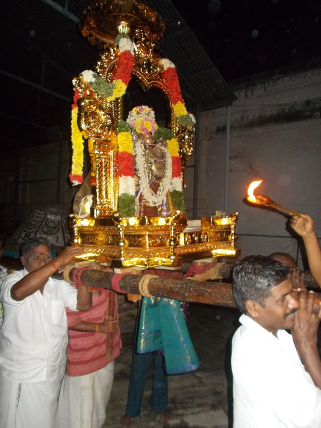 Therazhundur Sri Amaruviappan Pagal Pathu Utsavam Day 4 to 6 2014-10