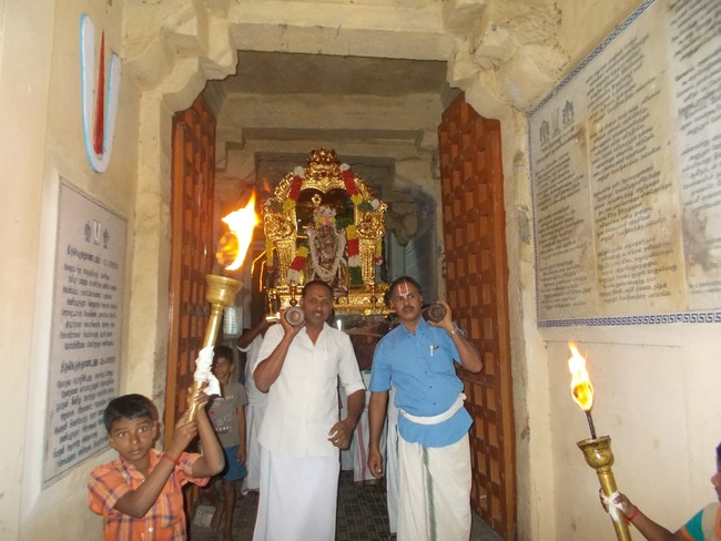 Therazhundur Sri Amaruviappan Pagal Pathu Utsavam Day 4 to 6 2014-12