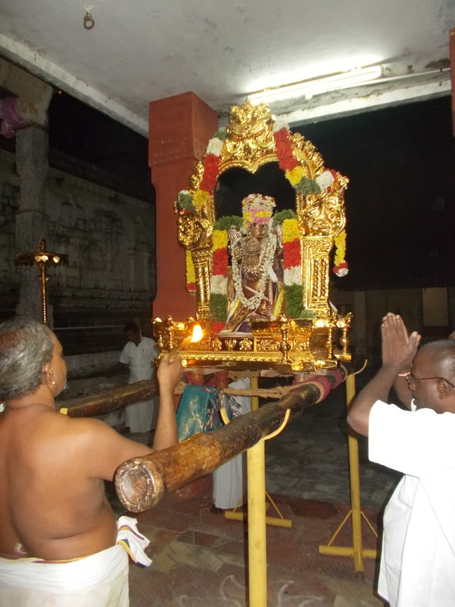 Therazhundur Sri Amaruviappan Pagal Pathu Utsavam Day 4 to 6 2014-13
