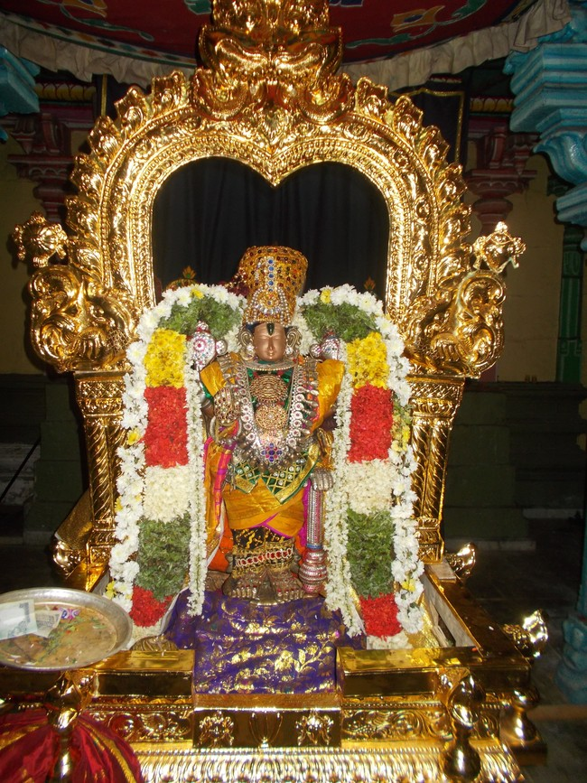 Therazhundur Sri Amaruviappan Pagal Pathu Utsavam Day 4 to 6 2014-16