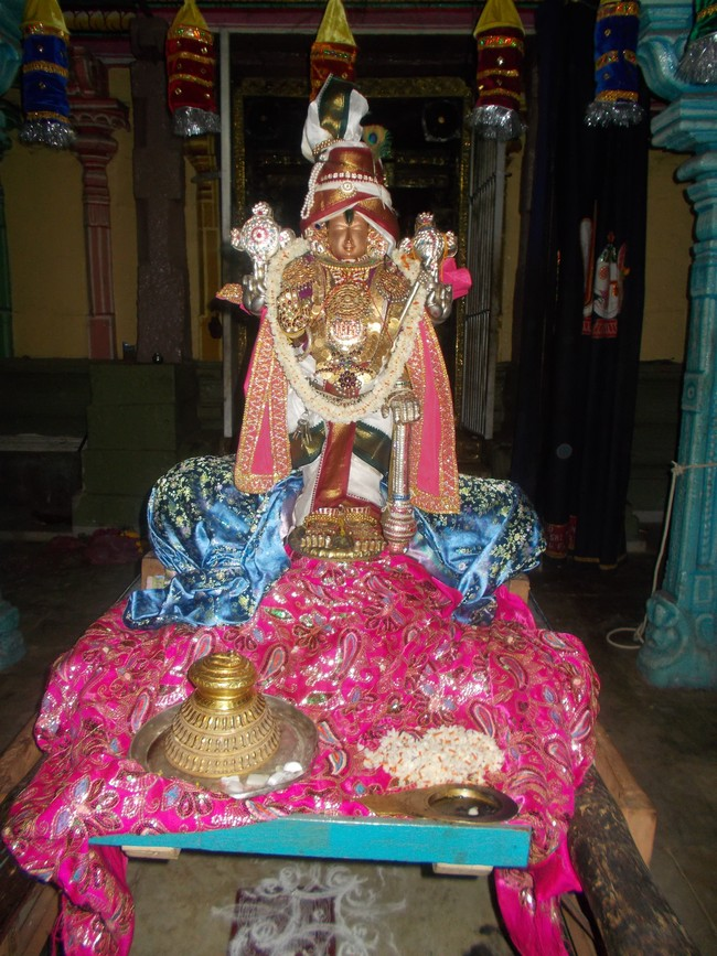 Therazhundur Sri Amaruviappan Pagal Pathu Utsavam Day 4 to 6 2014-21