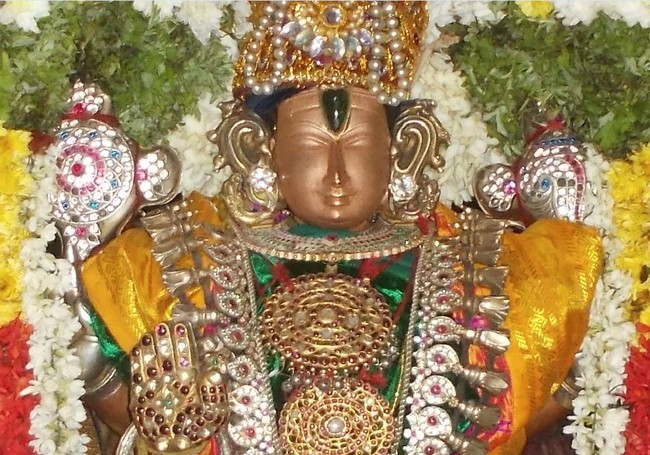 Therazhundur Sri Amaruviappan Pagal Pathu Utsavam Day 4 to 6 2014-25