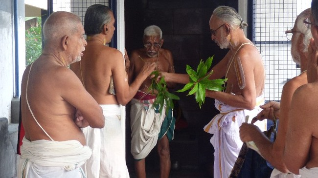 Thillaisthanam Swami 100 th year after sanyasa Thirumanjanam at brindavanam  -2014-04