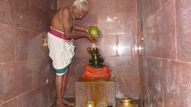 Thillaisthanam Swami 100 th year after sanyasa Thirumanjanam at brindavanam  -2014-15