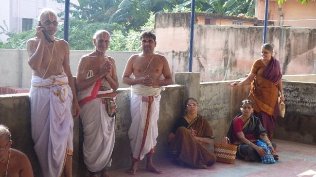 Thillaisthanam Swami 100 th year after sanyasa Thirumanjanam at brindavanam  -2014-24
