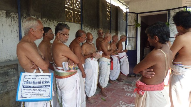 Thillaisthanam Swami 100 th year after sanyasa Thirumanjanam at brindavanam  -2014-31