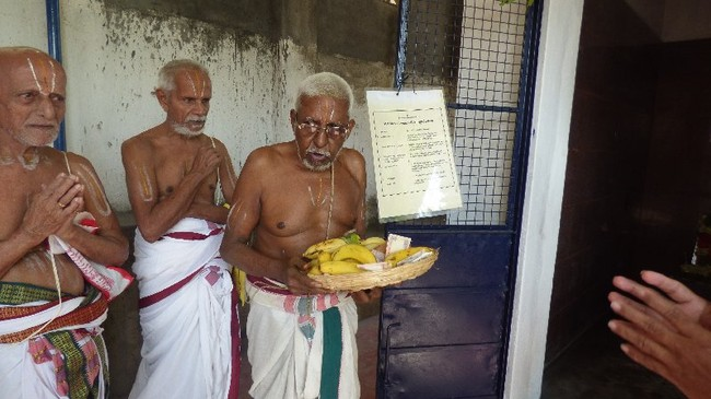 Thillaisthanam Swami 100 th year after sanyasa Thirumanjanam at brindavanam  -2014-36