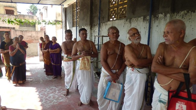Thillaisthanam Swami 100 th year after sanyasa Thirumanjanam at brindavanam  -2014-37