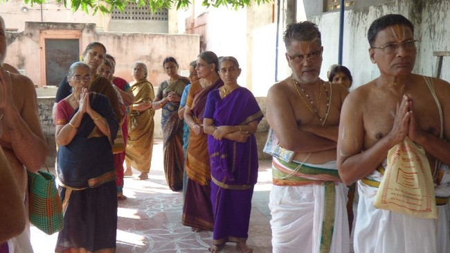 Thillaisthanam Swami 100 th year after sanyasa Thirumanjanam at brindavanam  -2014-38