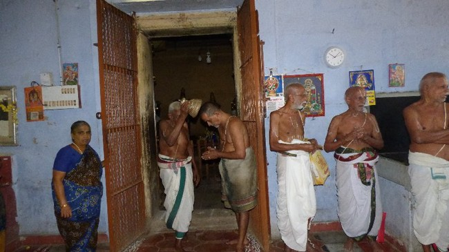 Thillaisthanam Swami 100 th year after sanyasa Thirumanjanam at brindavanam  -2014-44