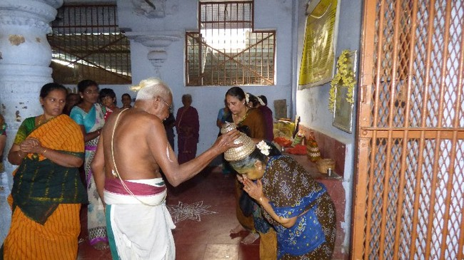 Thillaisthanam Swami 100 th year after sanyasa Thirumanjanam at brindavanam  -2014-45