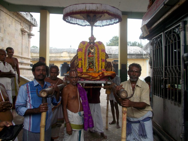 Thirukannamangai Sri Bhakthavatsala Perumal Pagal Pathu day 6-2014-04