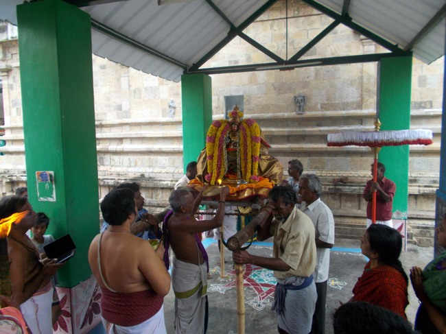 Thirukannamangai Sri Bhakthavatsala Perumal Pagal Pathu day 6-2014-09