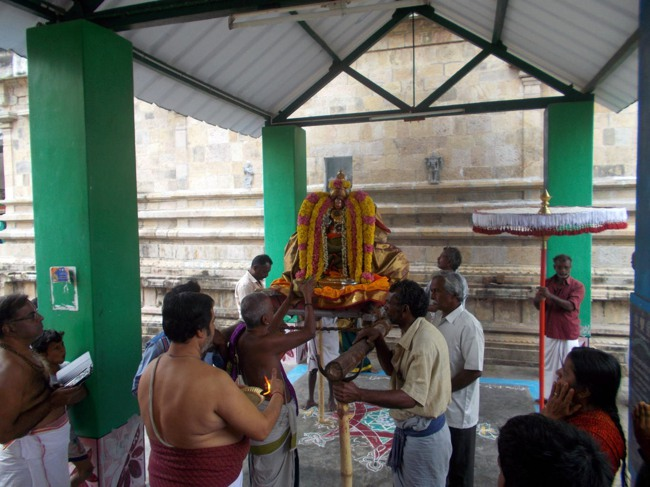 Thirukannamangai Sri Bhakthavatsala Perumal Pagal Pathu day 6-2014-10