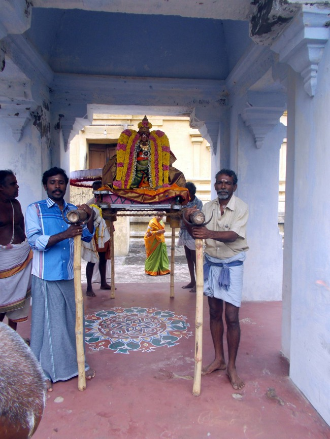Thirukannamangai Sri Bhakthavatsala Perumal Pagal Pathu day 6-2014-18